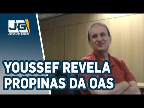 Youssef revela propinas da OAS no Rodoanel/SP