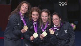 Official Fencing Review - London 2012 Olympics
