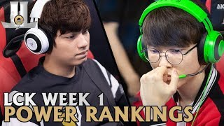 Video Who Can Stop Gen.G? SKT Looks Lost: Week 1 Power Rankings | 2018 LCK Summer download MP3, 3GP, MP4, WEBM, AVI, FLV Juni 2018