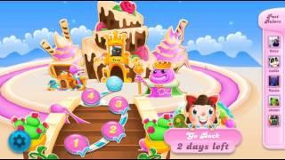 Candy Crush Soda Bubblegum Hill Dec 18th
