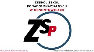 ZSP Ornontowice - prezentacja zawodów technikum