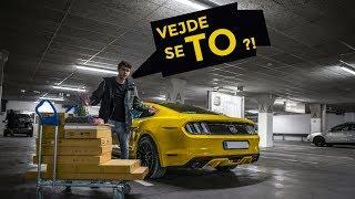 Mustang jako daily auto? Je to rozumné? 🤔