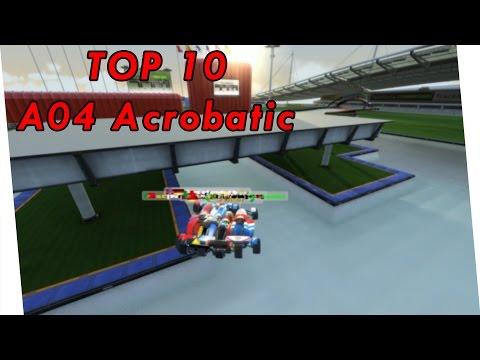Top 10 Nadeo - A04 Acrobatic (TMX+Solo)