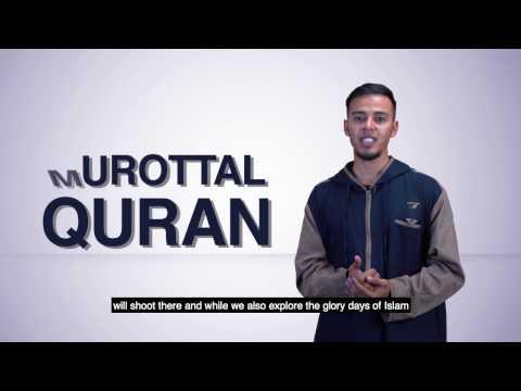 Let's Help Our Dawah, Salim Bahanan Goes Turkey (English Subtitle)