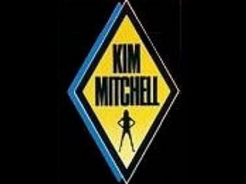Kim Mitchell - Easy To Tame (Lyrics on screen)