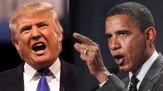 Border Wall Crisis: Trump and Obama Shocking Comparison