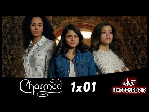 CHARMED (2018) 1x01 Recap/Review - Sisters Unite - 1x02 Promo