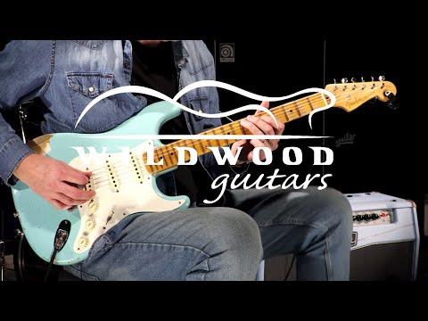 Fender Custom Shop Wildwood 10 1957 Stratocaster  •  SN: R979661