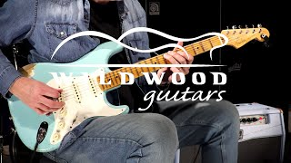 Baixar Fender Custom Shop Wildwood 10 1957 Stratocaster  •  SN: R979661