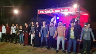 HOZAN TACETTİN, & hemido hunerment/ 2018 yüksekova düğünleri