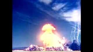 Nuclear explosion shock waves