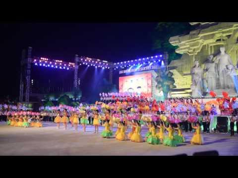 Vui hội trăng rằm - Lễ hội Thành Tuyên 2016
