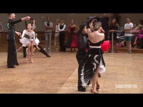 Maxim Zhilenkov - Arina Molochnikova, KAZ, Final Rumba