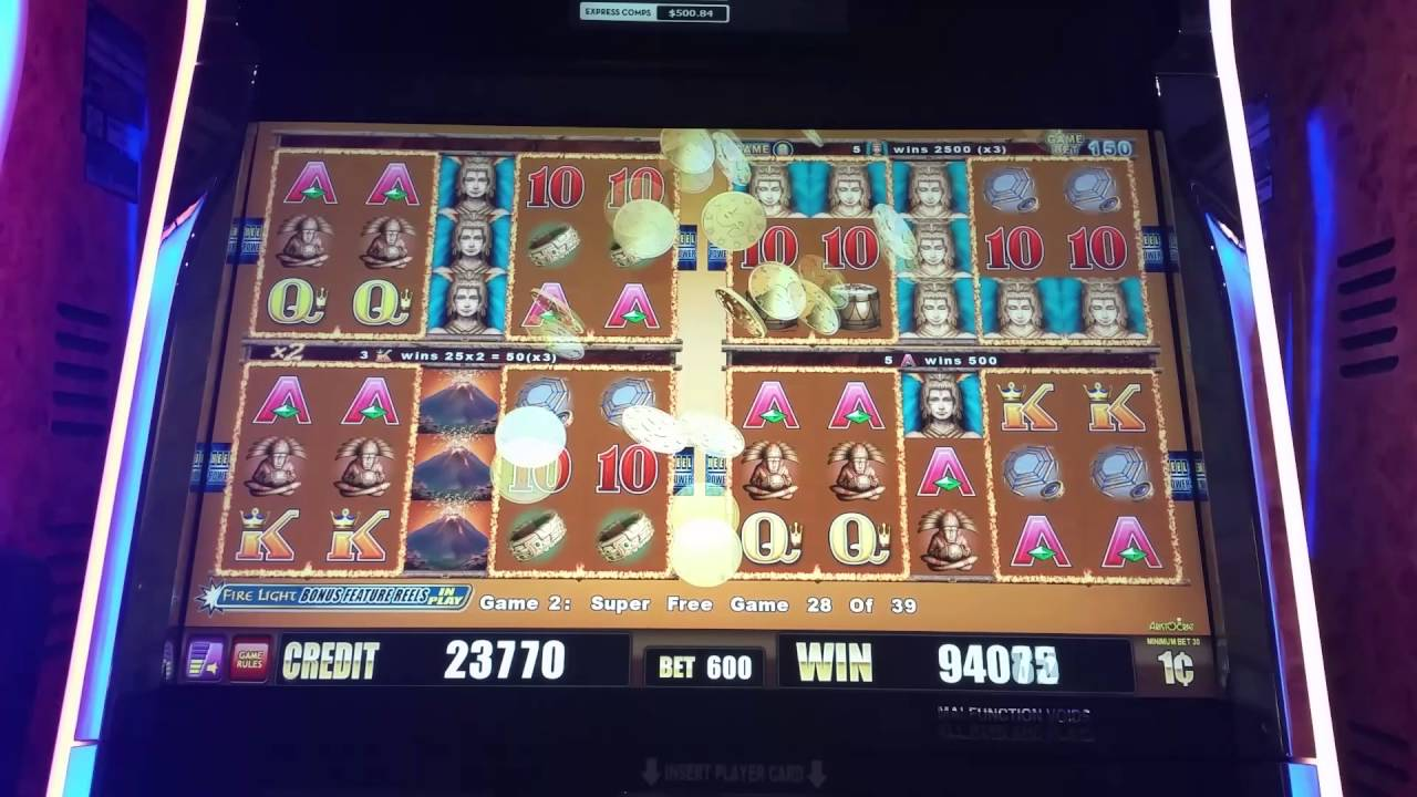 slots machines gratuites