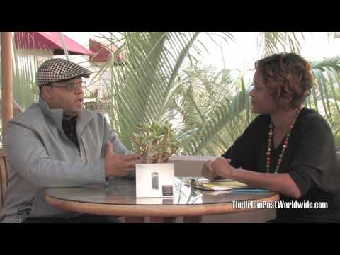 Israel Houghton Interview w/The Urban Post Worldwide (Part 1)