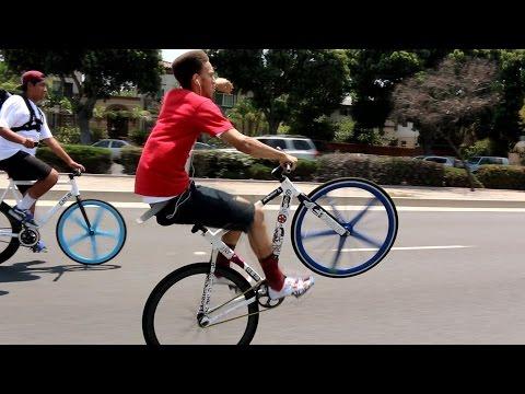 N.W.F. Fixie Goons / Cyclesquadmaniaccs