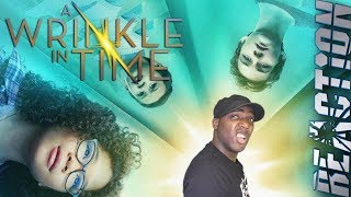 A Wrinkle in Time - Trailer #1 REACTION!
