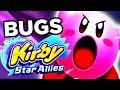LES BUGS DE KIRBY STAR ALLIES [BUG ZONE]