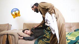 تحشيش قنعت ابوي نترك العراق ونسافر شنو صار ؟ | كرار الساعدي