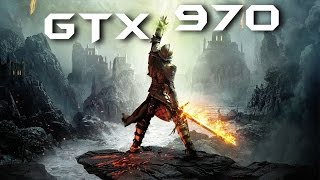 Dragon Age Inquisition GTX 970 OC   1080p & 1440p Max Settings   FRAME-RATE TEST