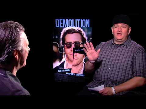 DEMOLITION: Chris Cooper Discusses Trips To Houston and The Beginning of His Acting Career