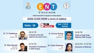Iassa Class Room Webseries 9 17 05 2020