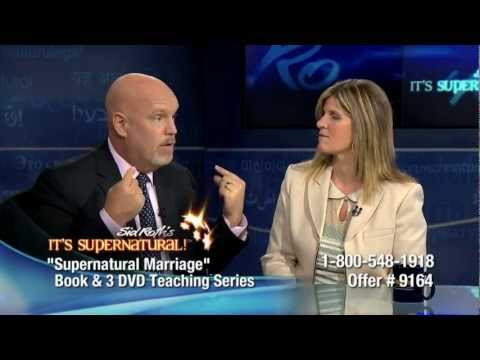 Bob and Audrey Meisner on It's Supernatural with Sid Roth - Supernatural Marriage