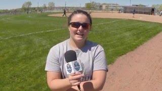 Cheyenne Holmes on HR's, wins, and Region IV