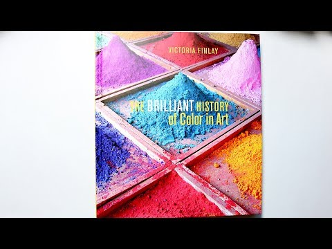 The Brilliant History Of Colour In Art By Victoria Finlay | Book Review