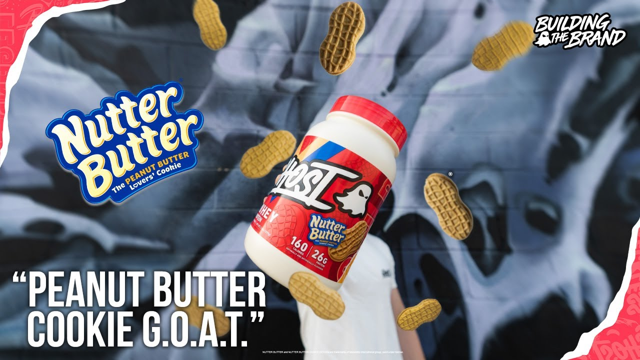 """Peanut Butter Cookie G.O.A.T."" - Building The Brand 