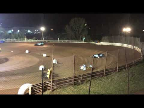 4-12-2019 I-77 Speedway UMP Modified Heat Race