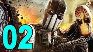 Army of Two: The Devils Cartel - Part 2 (Let