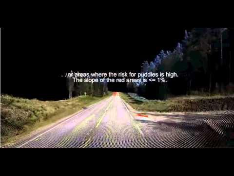 Lidar Road Analisis