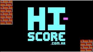 Hi Score com ar - Battle City