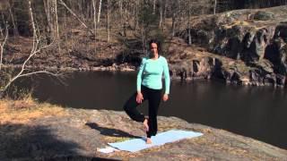 Yoga för alla - Ryggyoga block C (L)