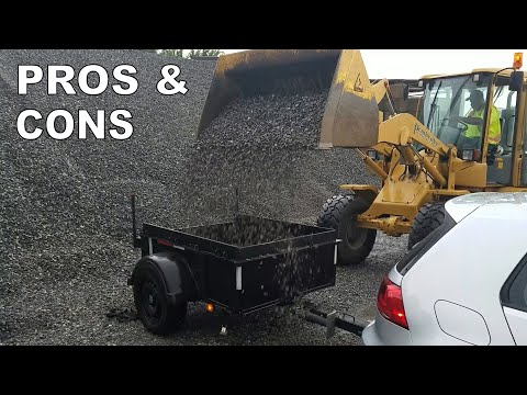 SMALL UTILITY TRAILER PROS AND CONS - GTI EP10A