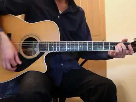 Outta Style Aaron Watson Guitar Lesson Youtube