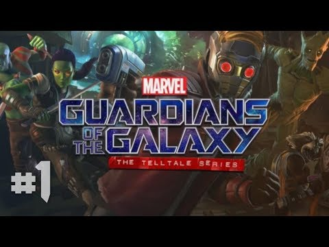 Guardians Of The Galaxy (Episode 1) - Xbox One - #1