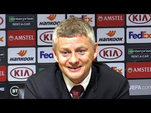 Man Utd 1-0 Astana - Ole Gunnar Solskjaer Full Post Match Press Conference - Europa League