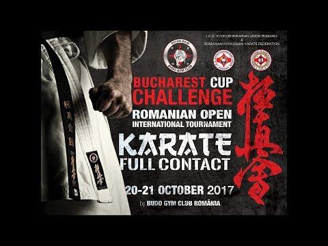Bucharest Cup Challenge 2017 suprafata 1