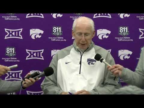 K-State vs Iowa State: Bill Snyder Post Game Press Conference