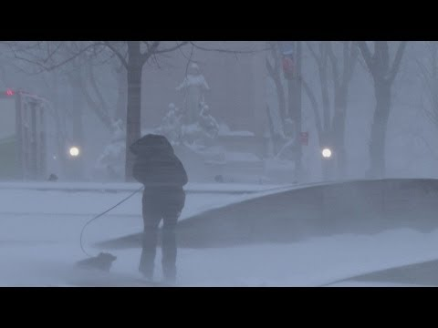 NYC Blizzards & Snow Storms Highlights 2013-2014