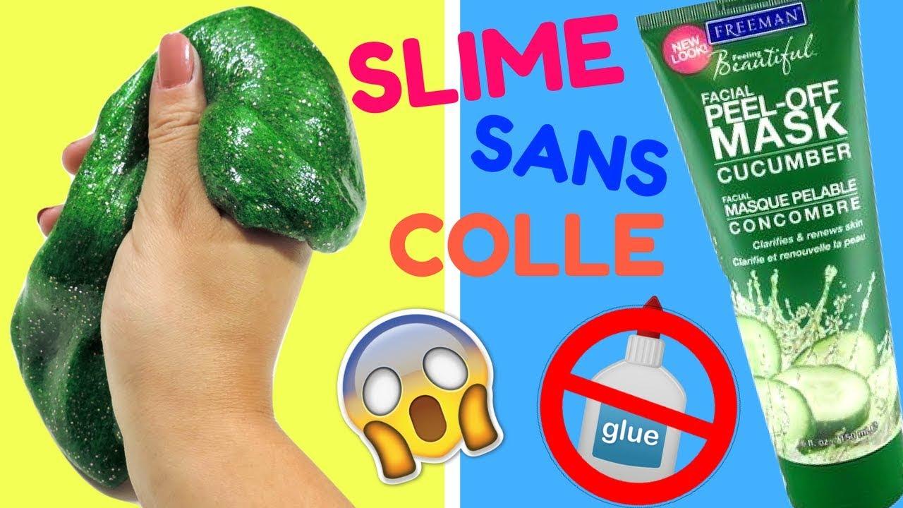 3 recettes slime sans colle qui marchent tous les coups et sans borax asmr slime youtube. Black Bedroom Furniture Sets. Home Design Ideas