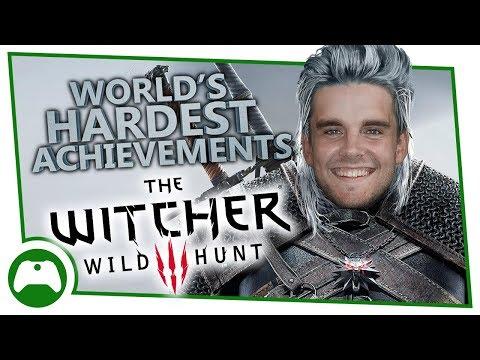 The Witcher 3 | World's Hardest Achievements | Kaer Morhen Trained