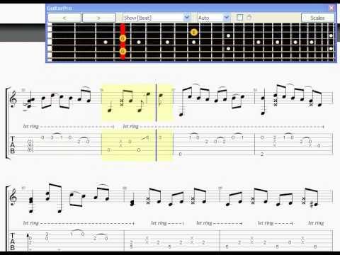 Jason Mraz - Im Yours [Guitar Pro Tab]