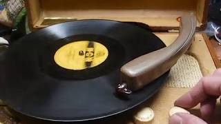 RCA record player repair