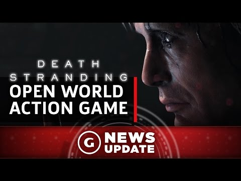 "Death Stranding Is A ""Very Intuitive"" Open-World Action Game - GS News Update"