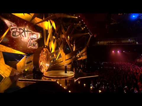 Spice Girls win BRITs Performance of 30 Years presented by Sam Fox | BRIT Awards 2010