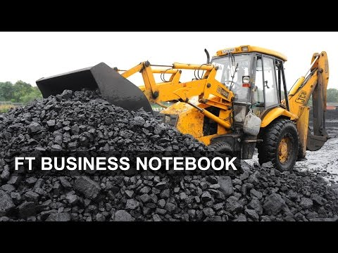 India's future built on coal | FT Business Notebook