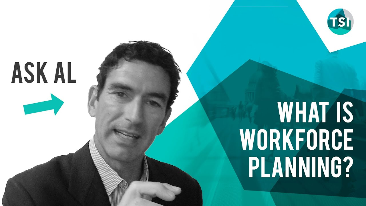 What is A workforce Plan?